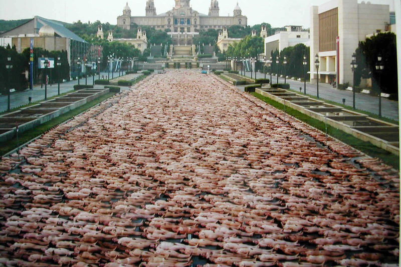 Фото: Spencer Tunick