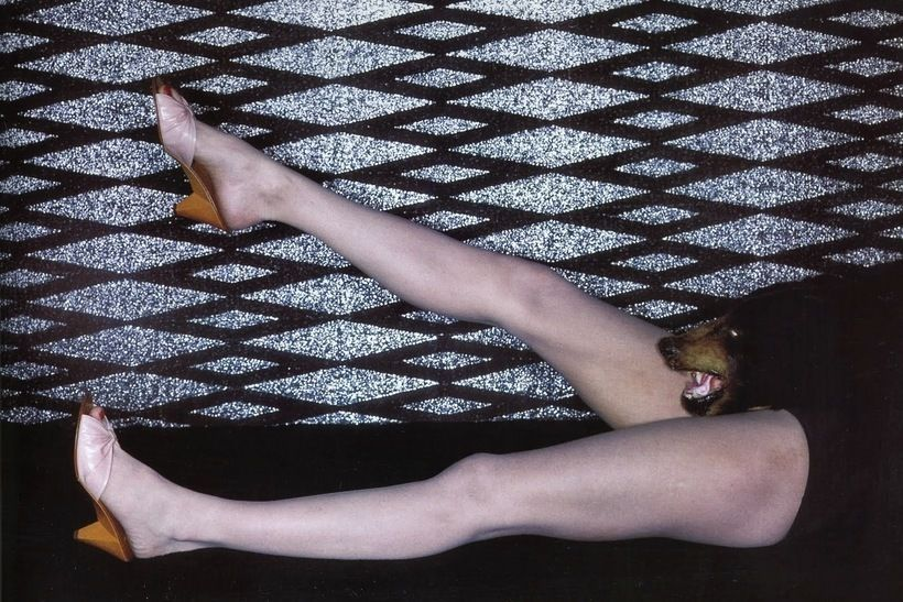 Фото: Guy Bourdin