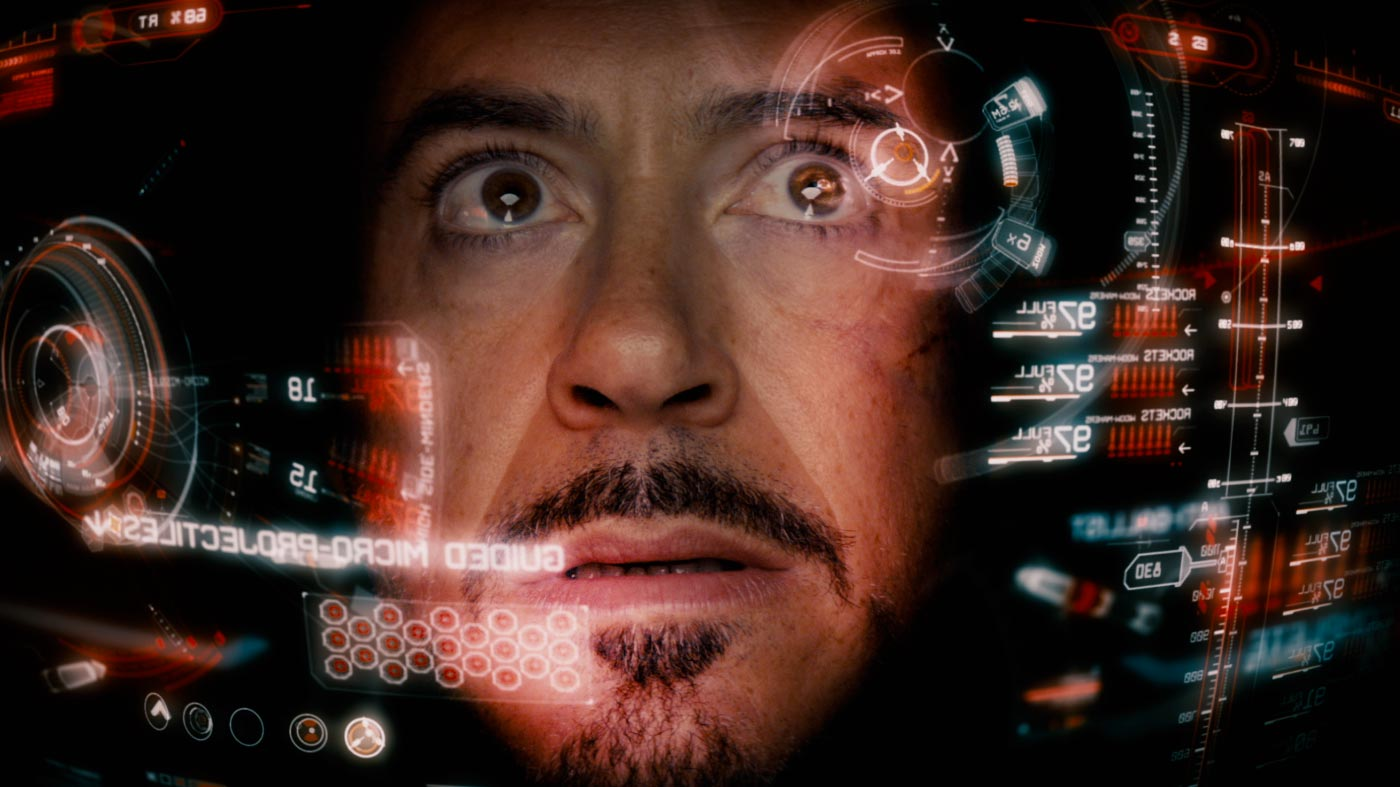 Avengers ui iron man mark vii hud design by jayse hansen 1400