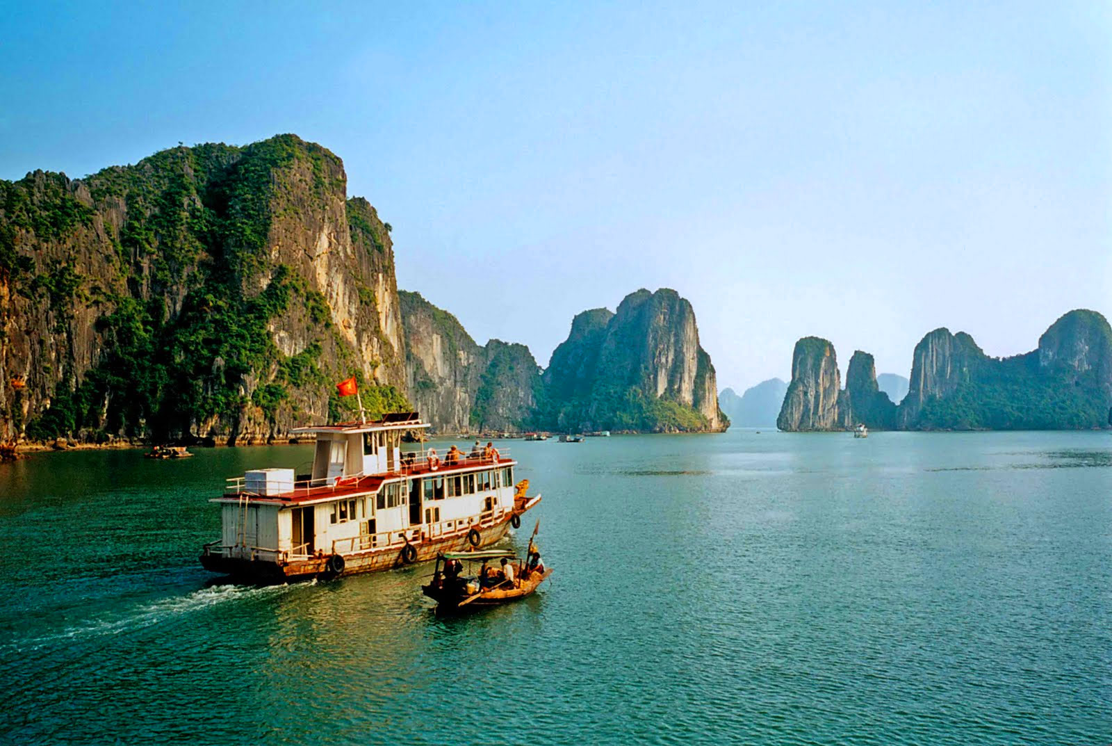 Holiday in vietnam