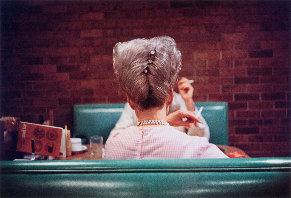 Eggleston untitled n d women with hair